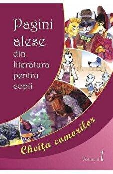 Pagini alese din literatura pentru copii. Vol. I/Ala Bujor imagine elefant.ro 2021-2022