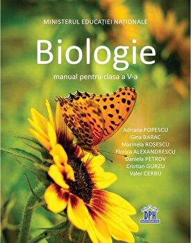 Biologie - manual clasa a v- a/***