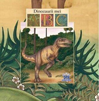 Abc-ul' dinozaurilor/*** imagine elefant.ro 2021-2022