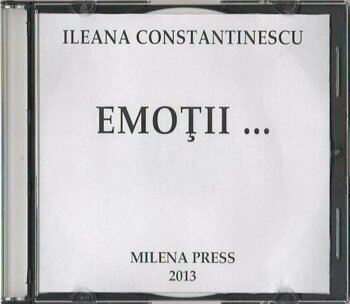 Emotii.../Ileana Constantinescu imagine elefant.ro 2021-2022