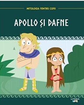 Mitologia. Apollo si Dafne/***