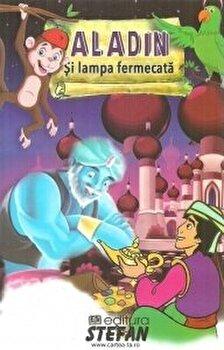 Aladin si lampa fermecata/***