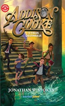 Addison Cooke si inelul destinului vol. 3/Jonathan W. Stokes