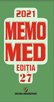 Memomed 2021 - editia 27/Dobrescu Dumitru, Negres Simona, Dobrescu Liliana, McKinnon Ruxandra imagine elefant.ro 2021-2022