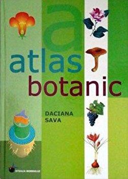 Atlas botanic/Daciana Sava