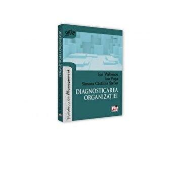 Diagnosticarea organizatiei /Ion Verboncu imagine elefant.ro