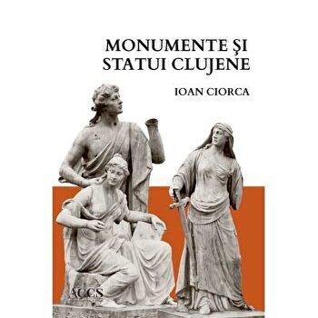 Monumente si statui clujene/Ioan Ciorca