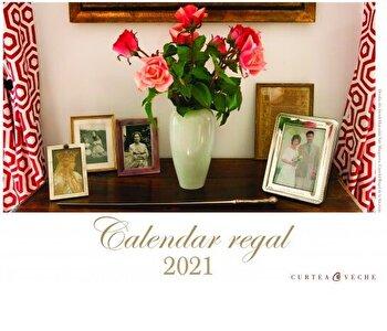 Calendar regal 2021/A.S.R. Principele Radu imagine elefant.ro 2021-2022