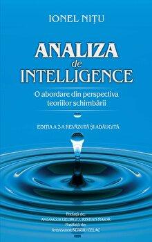 Analiza de intelligence/Ionel Nitu imagine elefant.ro 2021-2022