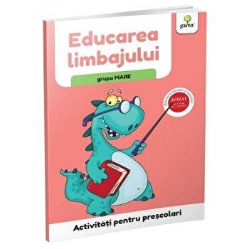 Educarea limbajului - grupa mare/***