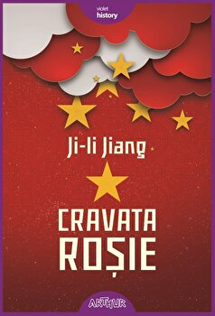 Cravata rosie/Ji-li Jiang imagine elefant.ro 2021-2022