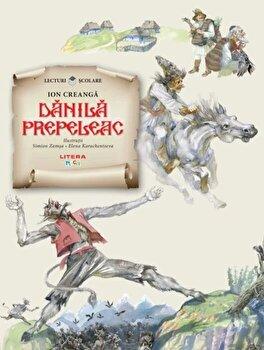 Danila Prepeleac/Ion Creanga