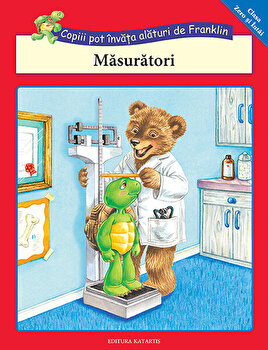 Franklin: Masuratori/Rosemarie Shannon, M. Ed, imagine
