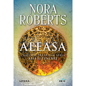 Aleasa/Nora Roberts imagine elefant.ro 2021-2022