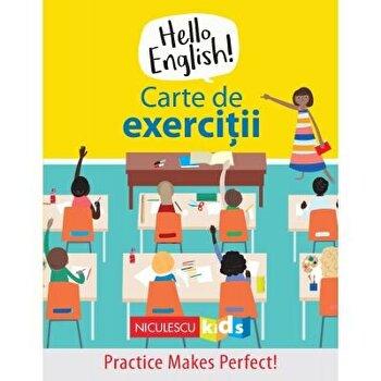 Hello English! Carte de exercitii/Sam Hutchinson, Emilie Martin poza cate