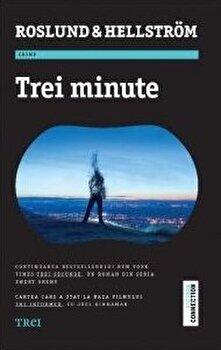 Trei minute/Roslund, Hellstrom imagine