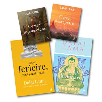 Pachet Dalai Lama/*** imagine elefant.ro 2021-2022