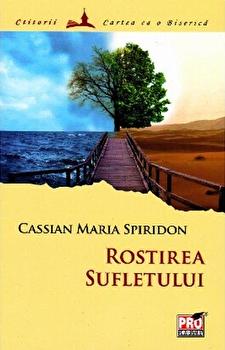 Rostirea sufletului/Cassian Maria Spiridon imagine elefant 2021