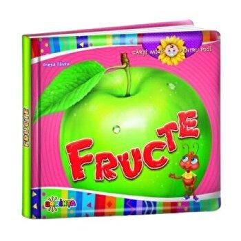 Carti mici pentru pici - Fructe/***