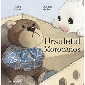 Ursuletul morocanos/Annie Caldirac, Quentin Greban