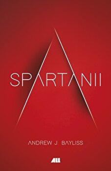 Spartanii/Andrew J. Bayliss imagine elefant.ro