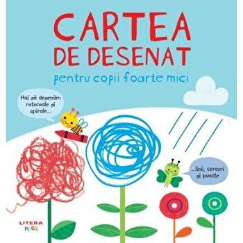 Cartea de desenat pentru copii foarte mici/***