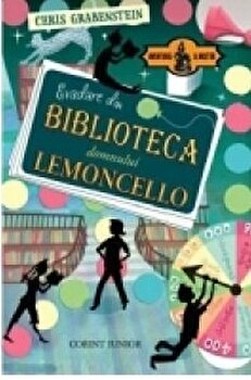 Lemoncello vol. 1. Evadare din biblioteca domnului Lemoncello/Chris Grabenstein