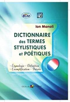 Dictionnaire des termes stylistiques et poetiques/Ion Manoli imagine elefant 2021
