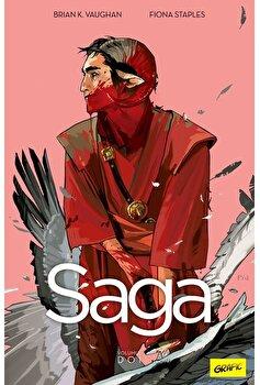 Saga. Volumul 2/Brian K. Vaughan, Fiona Staples