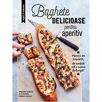 Baghete declicioase pentru aperitiv/Larousse imagine elefant 2021