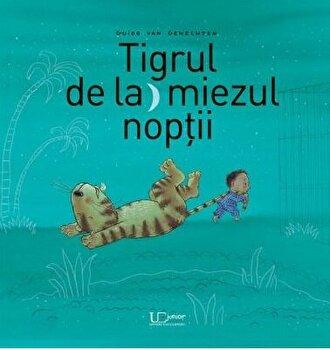 Tigrul de la miezul noptii/Guido Van Genechten
