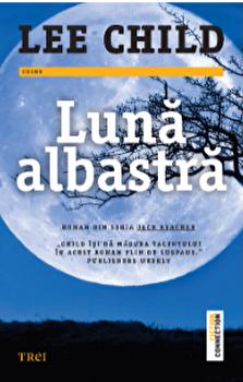 Luna albastra/Lee Child imagine