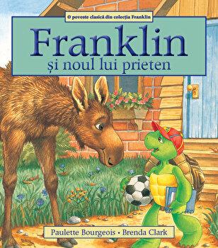 Franklin si noul lui prieten/Paulette Bourgeois