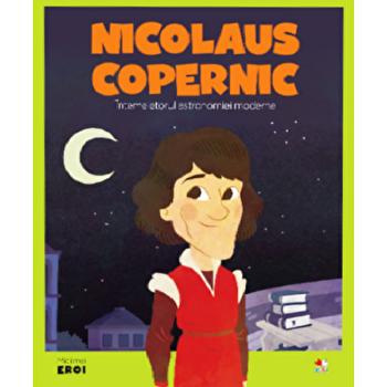 Micii eroi. Nicolaus Copernic/***