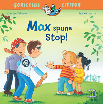 Max spune stop!/Christian Tielman