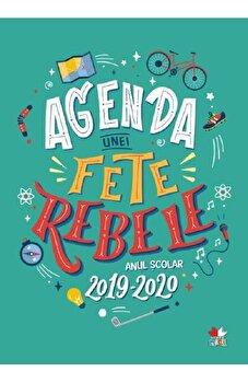 Agenda unei fete rebele. Anul scolar 2019-2020/*** imagine