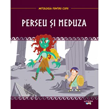Mitologia. Perseu si Meduza/***