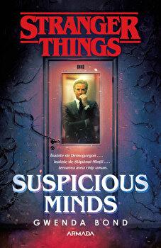 Suspicious minds/Gwenda Bond imagine