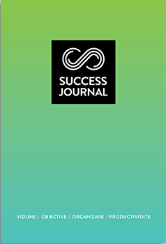 Success Journal - Viziune. Obiective. Organizare. Productivitate/Matthias Hechler imagine