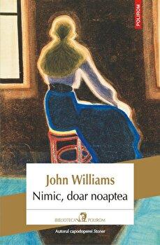 Nimic, doar noaptea/John Williams poza cate
