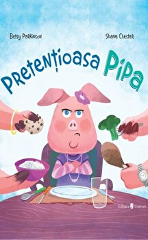 Pretentioasa Pipa/Betsy Parkinson