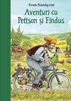 Aventuri cu Pettson si Findus/Sven Nordqvist