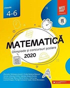 Matematica in concursurile scolare IV-VI/*** imagine