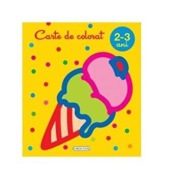 Carte de colorat 2-3 ani/***