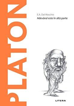 Descopera filosofia. Platon/*** imagine elefant.ro 2021-2022