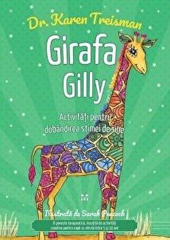 Girafa Gilly/Karen Treisman imagine