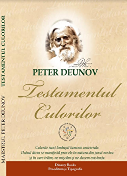 Testamentul culorilor/Peter Deunov poza cate