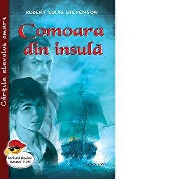 Comoara din insula/Robert Louis Stevenson