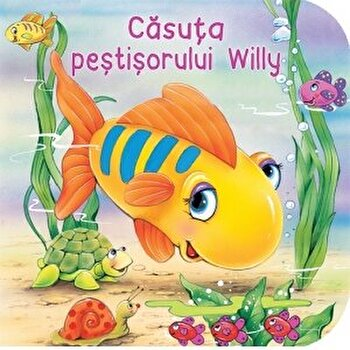 Casuta pestisorului Willy/Tbc Global