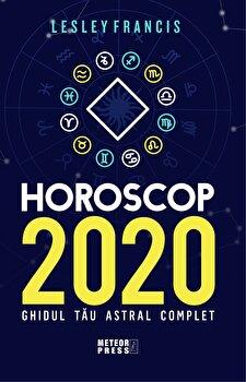 Horoscop 2020. Ghidul tau astral complet/Lesley Francis imagine elefant.ro 2021-2022